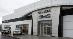 Hirning Buick GMC.